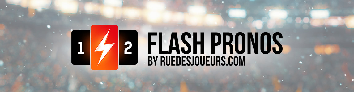Flash pronos