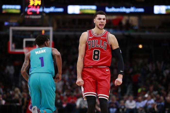 Pronostic Charlotte Hornets Chicago Bulls