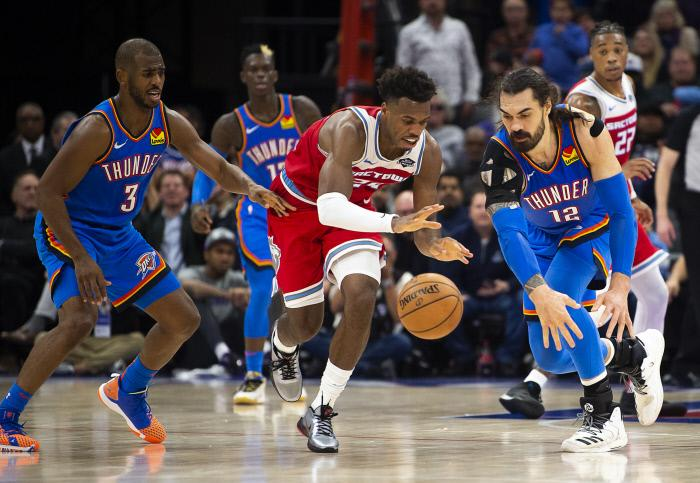 Pronostic Oklahoma City Thunder Washington Wizards