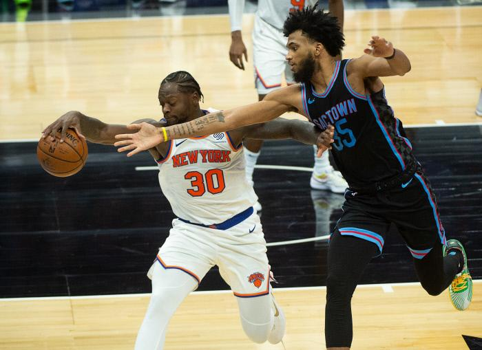Pronostic New York Knicks New Orleans Pelicans