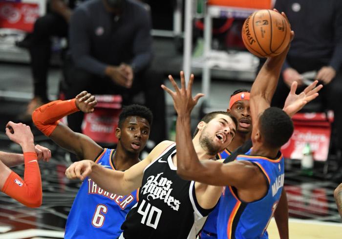 Pronostic Oklahoma City Thunder Sacramento Kings
