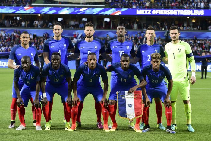 Pronostic France Roumanie