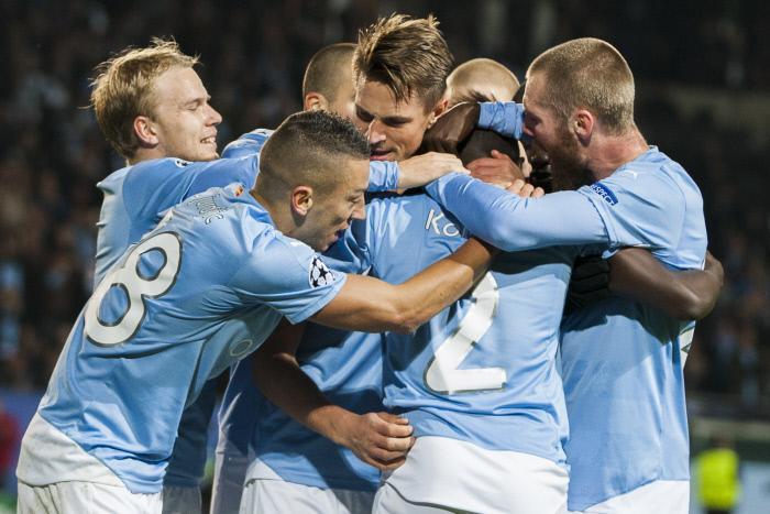 Pronostic Malmoe FF Riga FC
