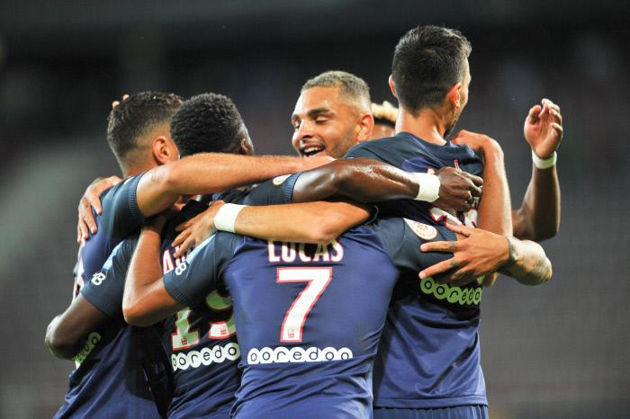 Pronostic Saint-Étienne Paris Saint Germain