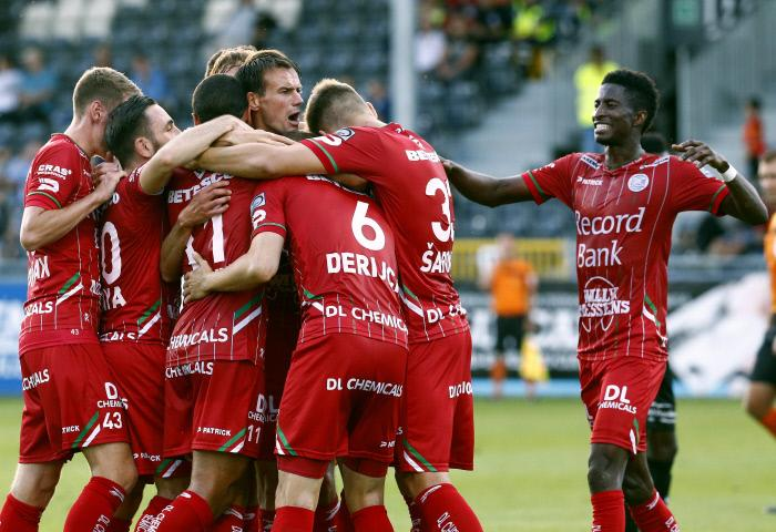 Pronostic Zulte Waregem KV Courtrai