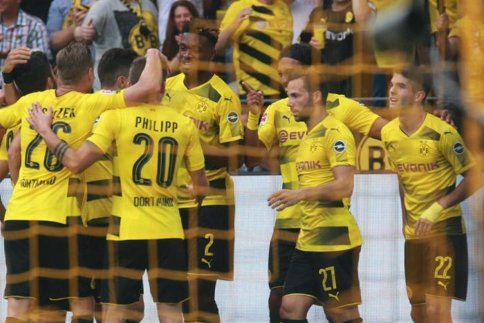 Pronostic Borussia Dortmund Wolfsbourg
