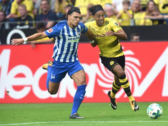 Pronostic Hertha Berlin Borussia Dortmund