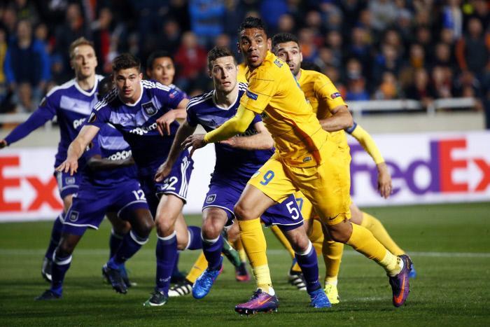 Pronostic APOEL Nicosia Suduva
