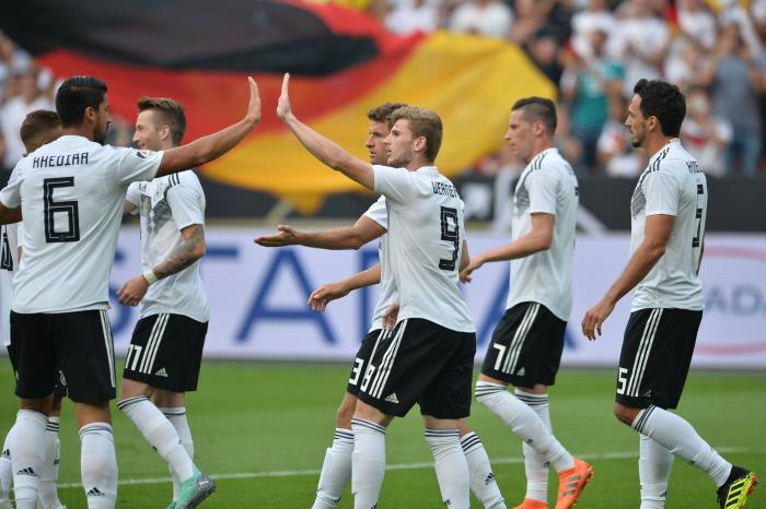 Pronostic Allemagne Serbie - Coupe du Monde Foot 2018