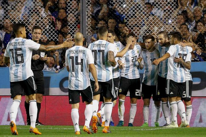 Pronostic Argentine Danemark - Coupe du Monde Foot 2018