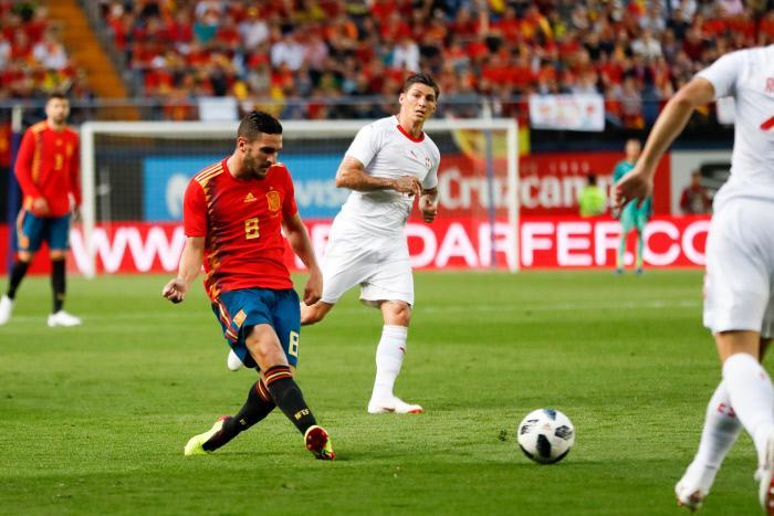 Pronostic Espagne Russie - Coupe du Monde Foot 2018
