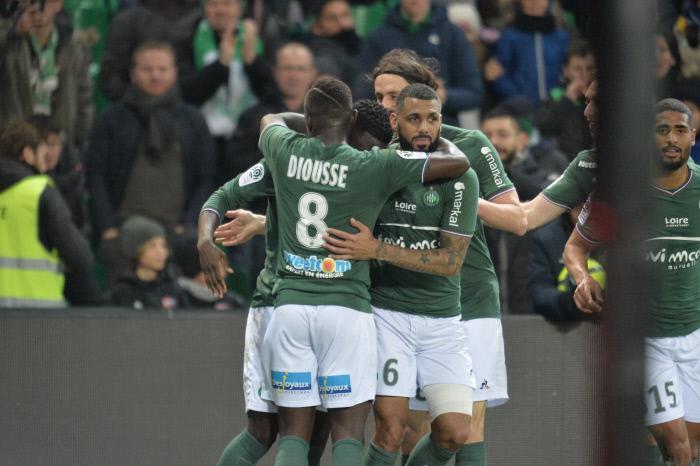 Pronostic Amiens Saint-Étienne