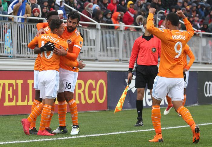 Pronostic Los Angeles FC Houston Dynamo
