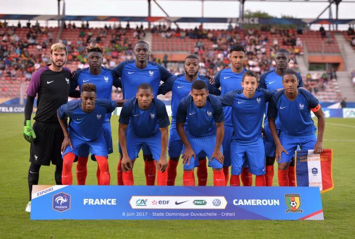 Pronostic Kazakhstan U21 France U21