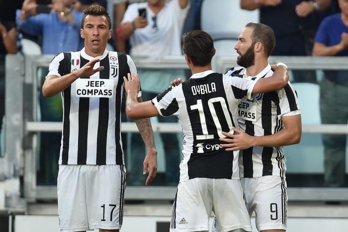Pronostic Juventus Turin Tottenham