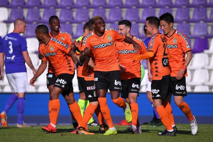 Pronostic KV Courtrai Charleroi