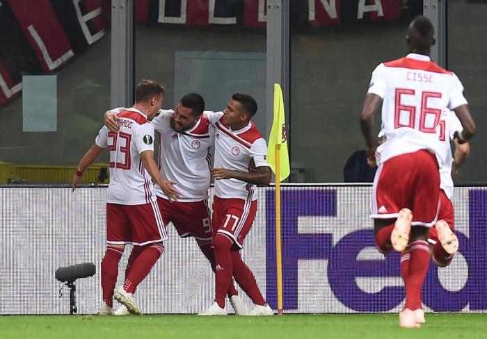 Pronostic Olympiakos Pirée FC Krasnodar