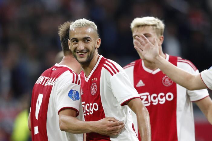 Pronostic Ajax Real Madrid