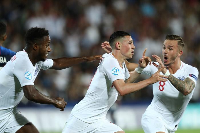 Pronostic Angleterre U21 Roumanie U21