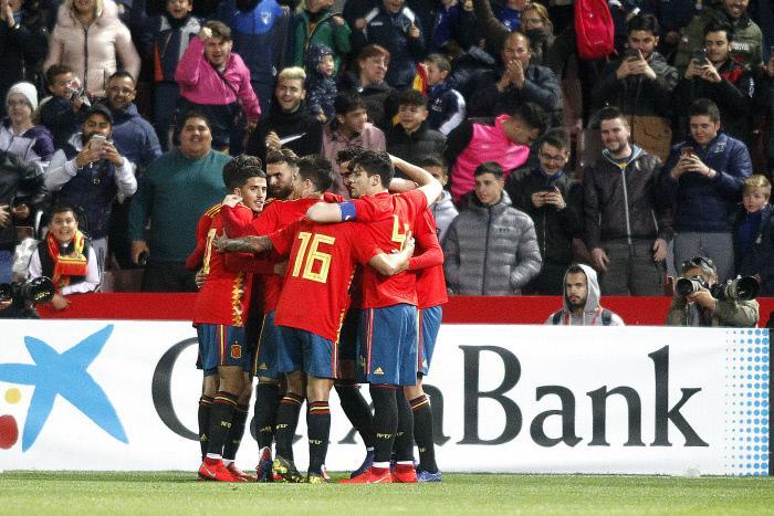 Pronostic Espagne U21 Belgique U21