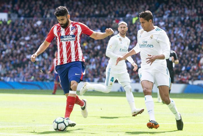 Pronostic Atlético Madrid Real Madrid
