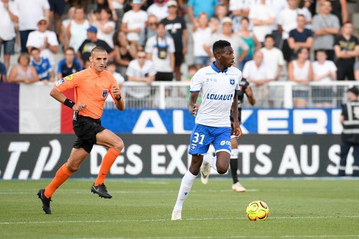 Pronostic AJ Auxerre Niort