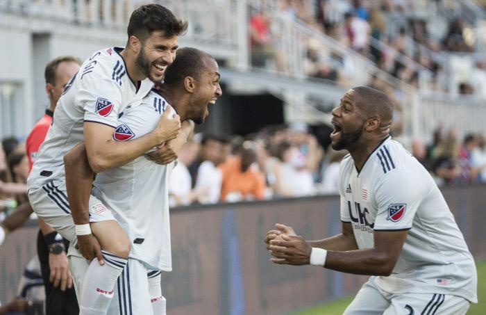 Pronostic New England Revolution Philadelphia Union
