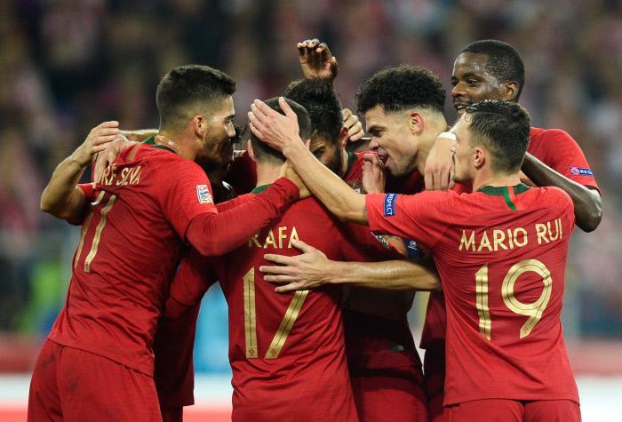 Pronostic Portugal Suisse