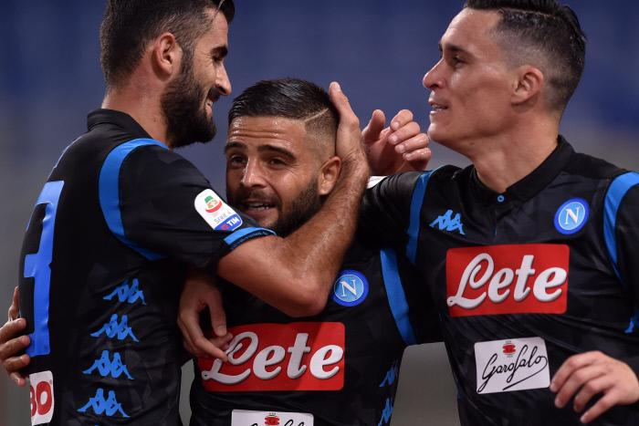Pronostic SSC Naples Juventus Turin