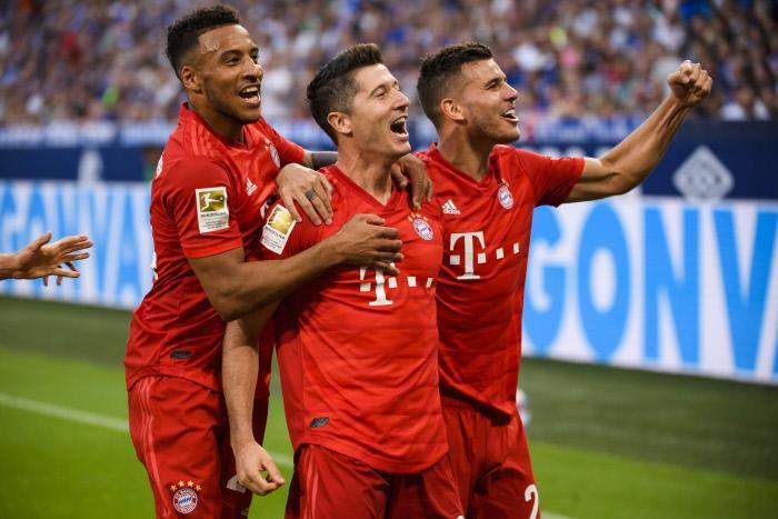 Pronostic Salzburg Bayern Munich