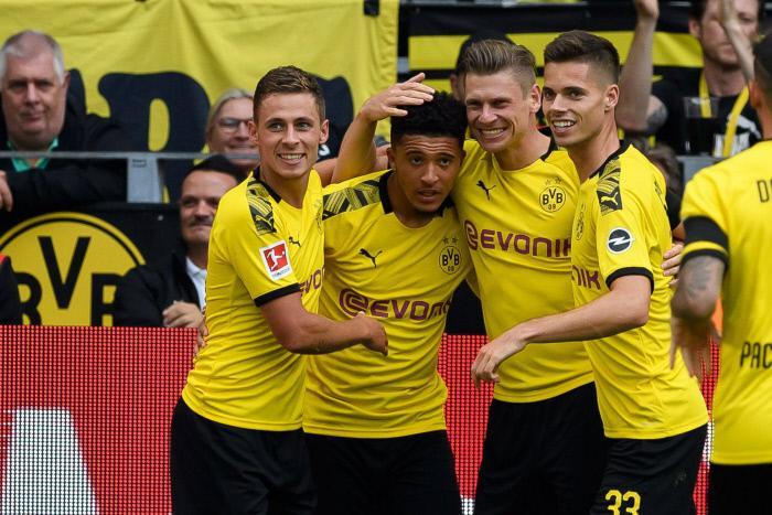 Pronostic Borussia Dortmund Schalke 04