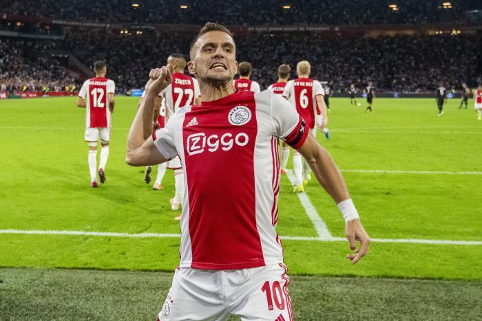 Pronostic Ajax Getafe