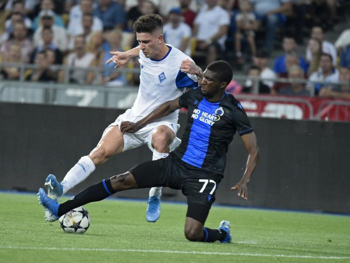 Pronostic Dynamo Kiev Lugano