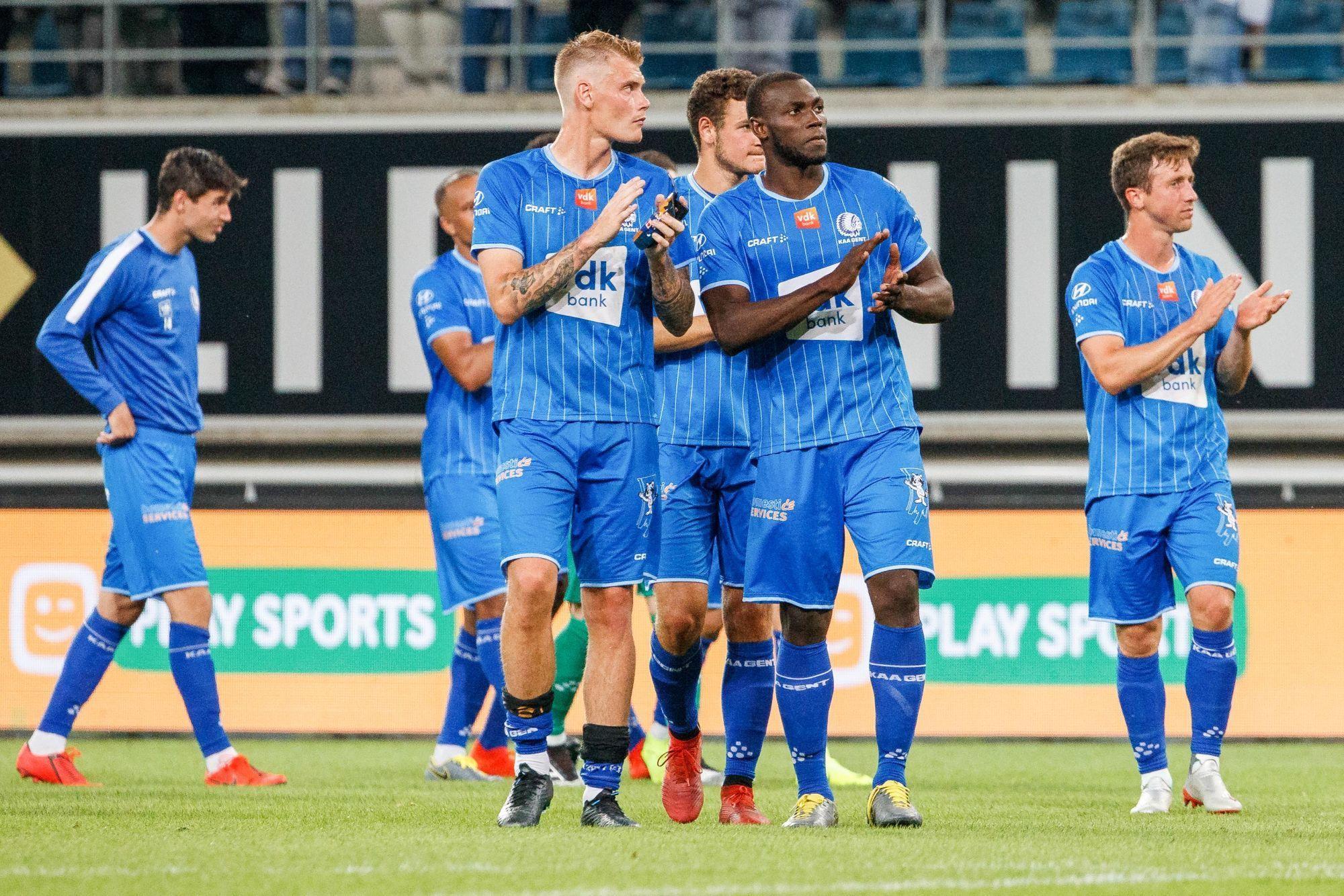 Pronostic La Gantoise Dynamo Kiev