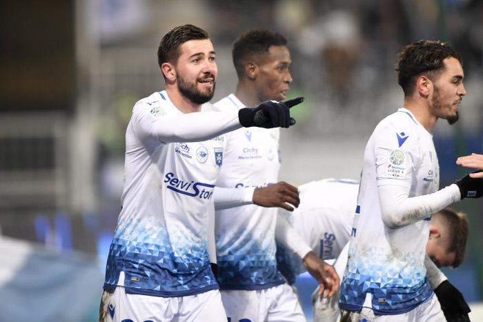 Pronostic AJ Auxerre Chateauroux