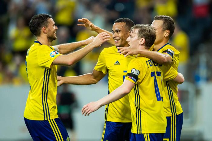 Pronostic Suede Espagne