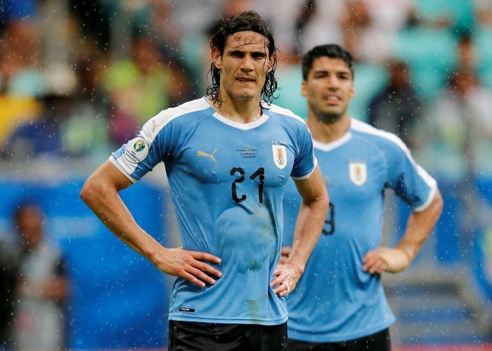 Copa America/ Chili-Uruguay: Alexis Sanchez et Arturo Vidal défient Edinson Cavani et Luis Suarez