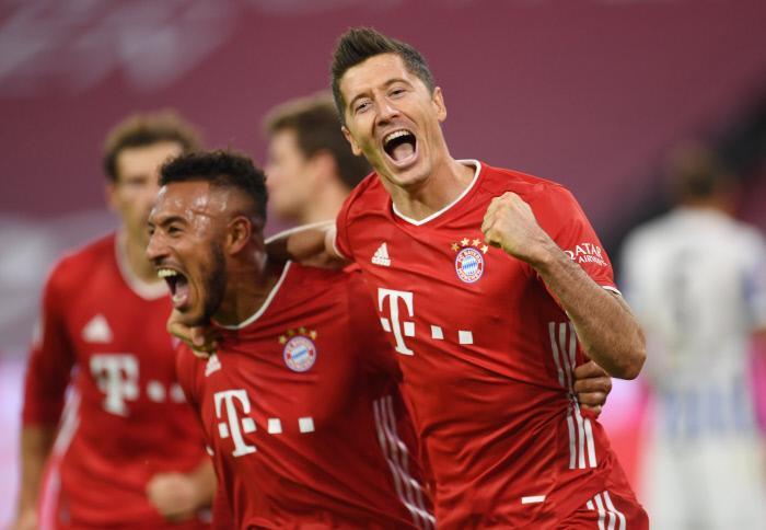 Pronostic Bayern Munich M Gladbach