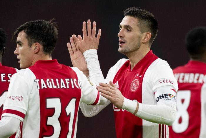 Pronostic Ajax Roma