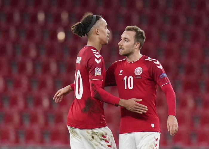 Pronostic Danemark Belgique