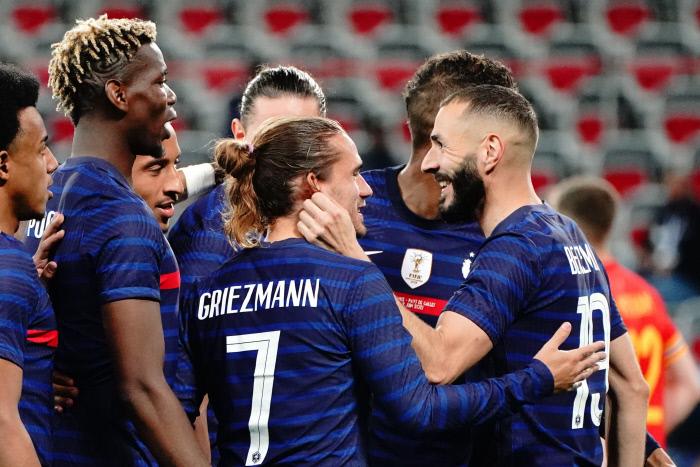 France Euro 2020 Blessures Thomas Lemar Marcus Thuram