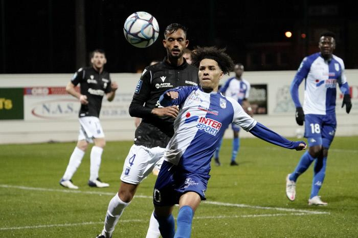 Pronostic Dunkerque Quevilly