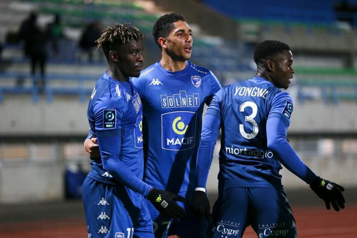 Pronostic Valenciennes Niort