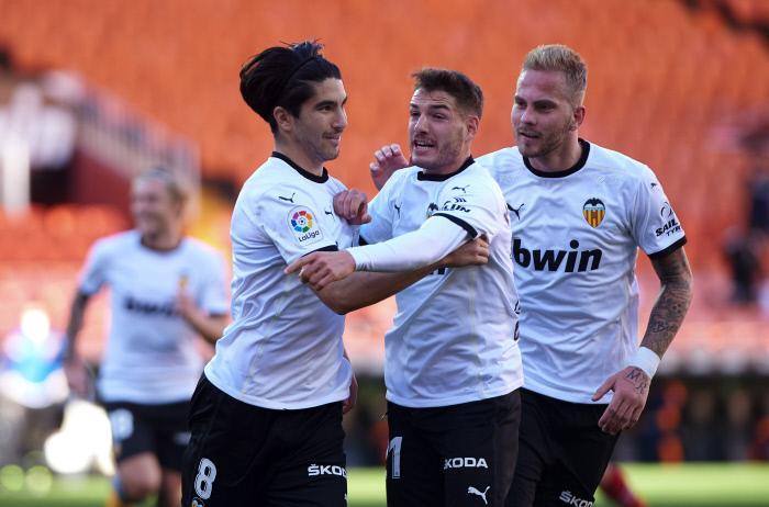 Pronostic FC Valence Real Valladolid