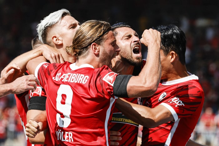 Pronostic Fribourg RB Leipzig