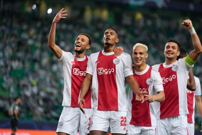 Pronostic Ajax Besiktas
