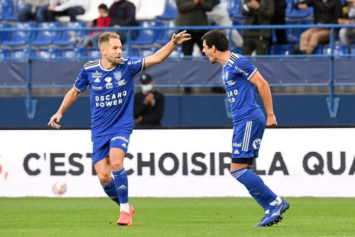 Pronostic SC Bastia Grenoble