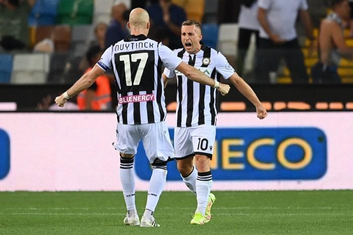 Pronostic Udinese Venezia