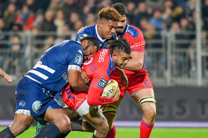 Pronostic AS Beziers Grenoble Rugby