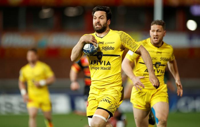 Pronostic La Rochelle Lyon Rugby